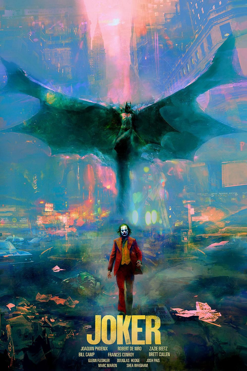 Joker 2019 996x1495 By Christopher Shy Movieposterporn