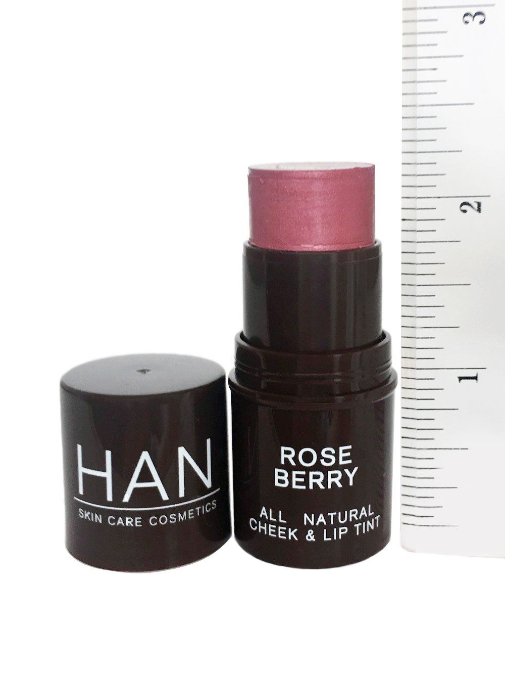 Han Skin Care Cosmetics Natural Cheek And Lip Tint Rose Berry Read More At The Image Link This Is An Affiliate Natural Lip Tints Lip Tint Too Faced Bronzer