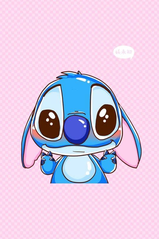 Aaaaaaaaaaaawwwwwwwwwwwww Stitch Disney Chibi Disney Cute Wallpapers