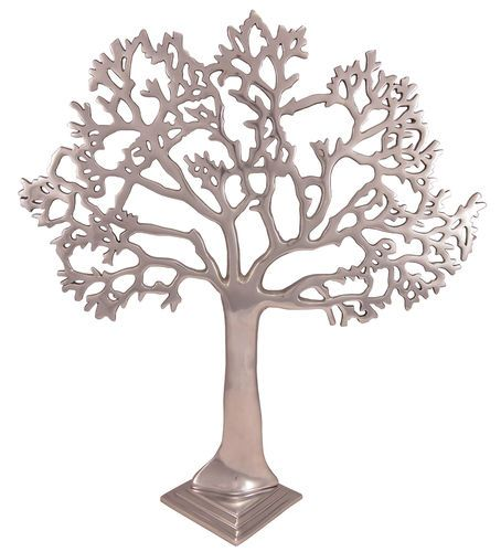 New The Large Tree of life, Silver, art, decoration