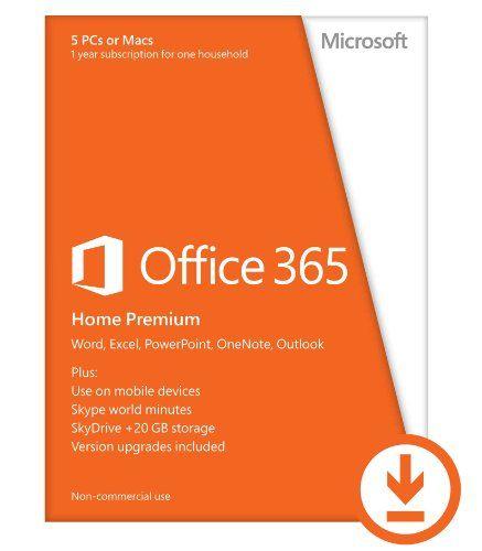 Microsoft Office 365 Boxshot Microsoft Office Microsoft Office 365 Personal