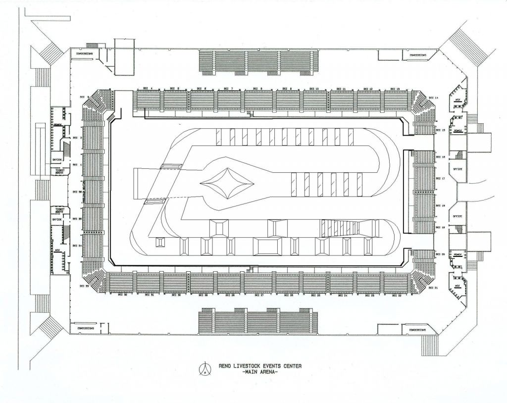 Ford Idaho Center Seating Chart