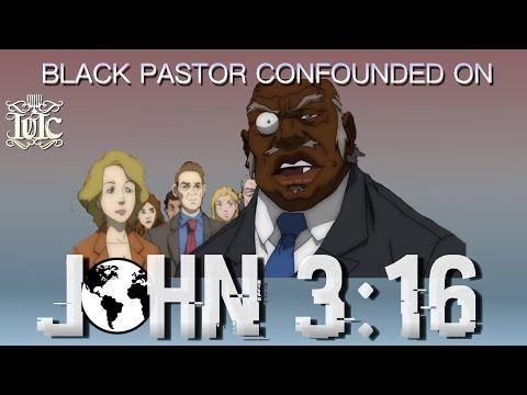 The Israelites: Black Pastor Confounded On John 3:16!!! - YouTube