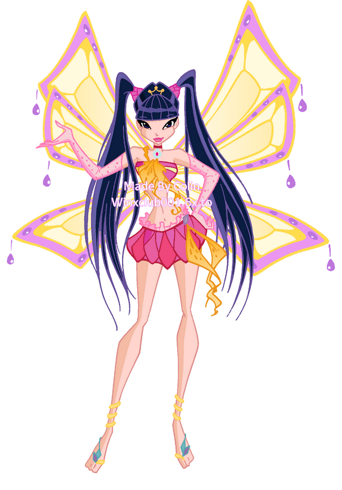 Winx Club Costumes Musa | Recruiting Winx Club Enchantix for Photoshoot and Event!