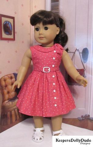 Seitlicher Kragenkleid 18 Puppenkleider Muster  - Peggy Smith - #Kragenkleid #Muster #Peggy #quotPuppenkleider #Seitlicher #Smith - Seitlicher Kragenkleid 18 Puppenkleider Muster  - Peggy Smith #dollscouture