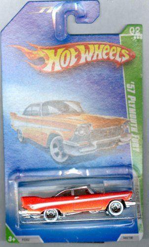 Hot Wheels 2009 Treasure Hunts 1957 Plymouth Fury by Hot Wheels. $19.99