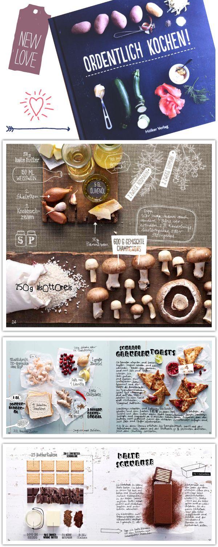Ordentlich kochen rezepte design layout kochbuch for Kochen und design dormagen