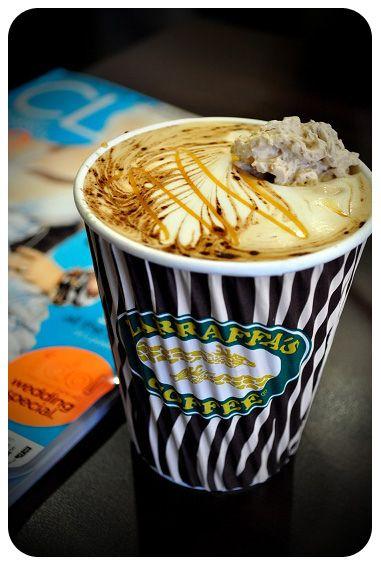 Zarraffa S Coffee Heavenly Hazelnut Mocha Coffee Food Hazelnut