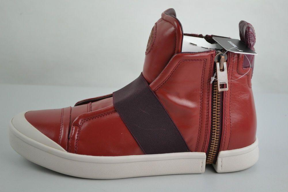 wholesale dealer d674f 79786 Diesel S-NETISH STRAP Herren Shoe Turnschuhe & Sneaker Gr ...
