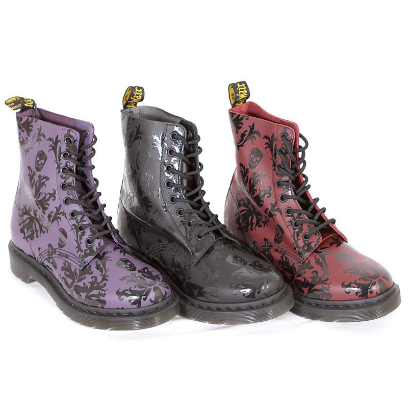 Those Buy To Ones Almost Black BootsI Dr Martens Skull Got lcTK1FJ3