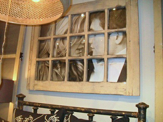 Amazing ideas for old windows do it yourself pinterest using old window frames for pictures old window frames artold window frames decoratedold window frames diyold window frames ideas solutioingenieria Images