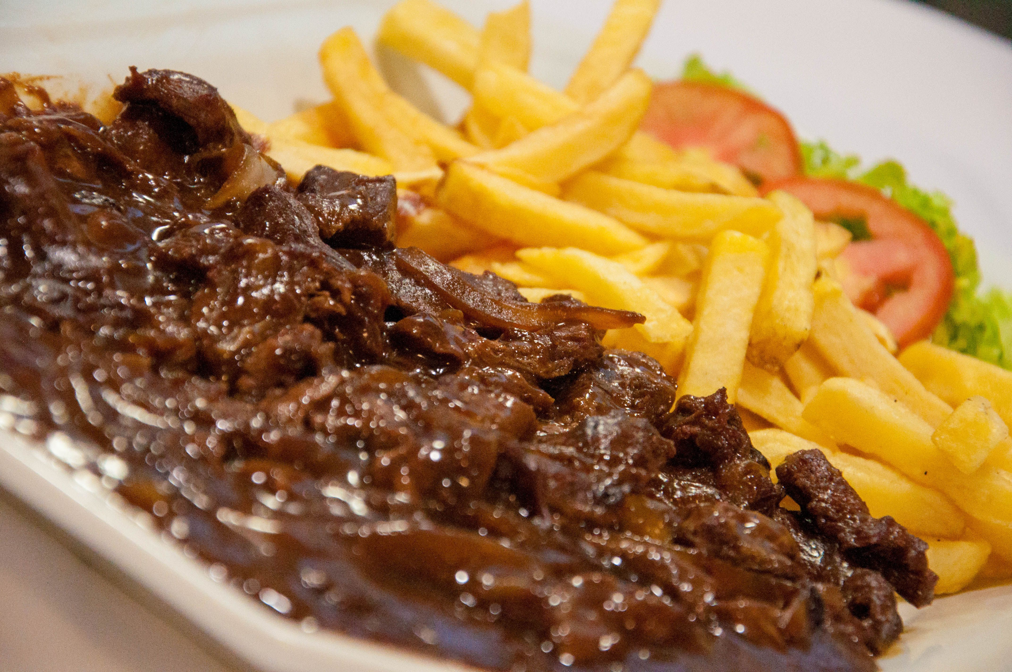 Trinchado is a braised beef dish that is very popular in south this portuguese braised beef recipe makes a delicious dish with a thick and very flavorful sauce forumfinder Gallery
