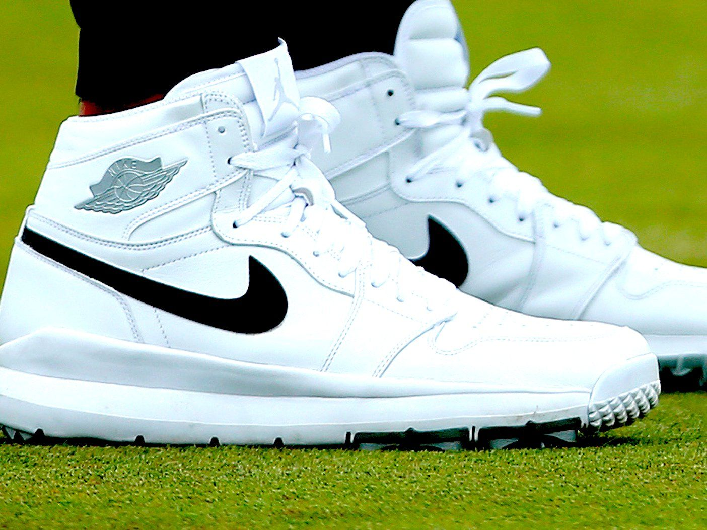 Jason Day's Golf Shoes for the British