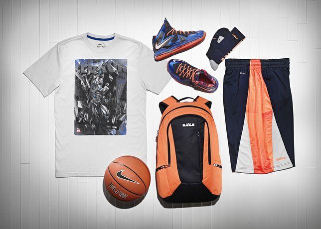 nike basketball wear