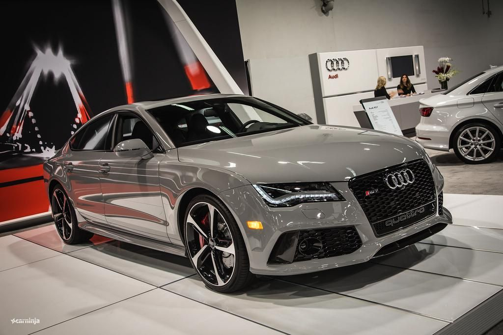 Audi RS 7 On The Way What A Hot Family Sports Car,,breath Taking