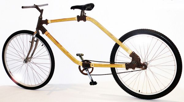 Designer Paulus Maringka Is A Pro At Sustainable Bike Designs The