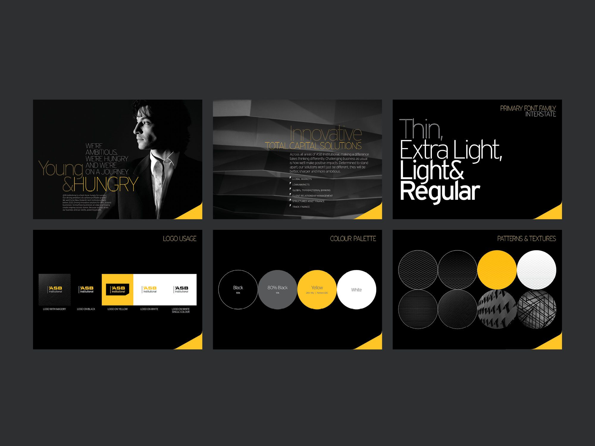 Apart Design Bank.Onfire Design Asb Bank Institutional Branding Collateral Graphic