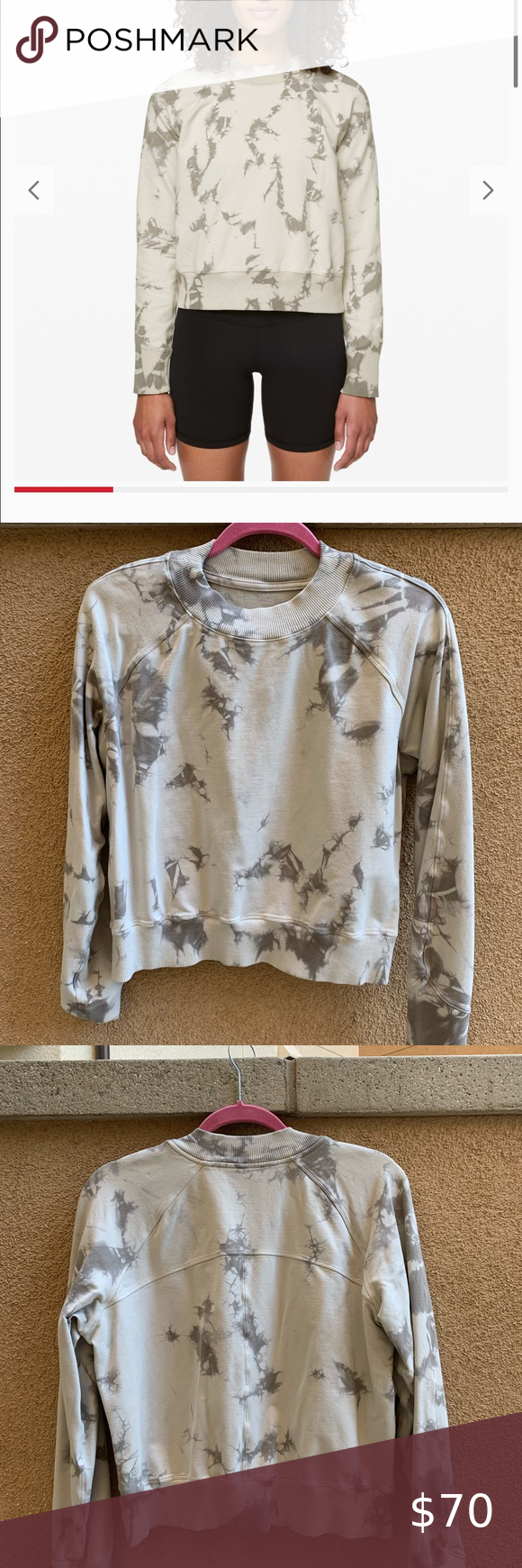 Lululemon Ready To Roll Crew Sweatshirt Crew Sweatshirts Sweatshirts Comfy Sweatshirt [ 1740 x 580 Pixel ]