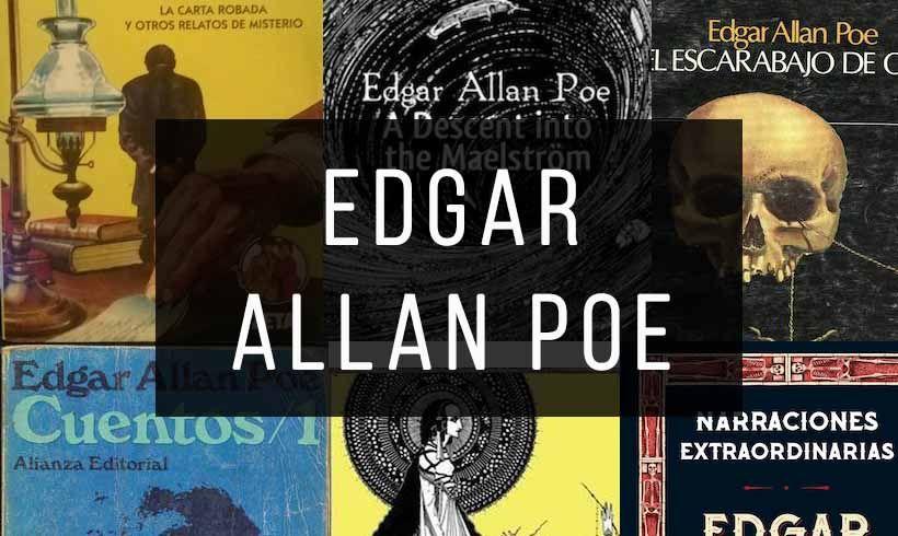 Los Mejores 32 Libros De Edgar Allan Poe Pdf En 2020 Con