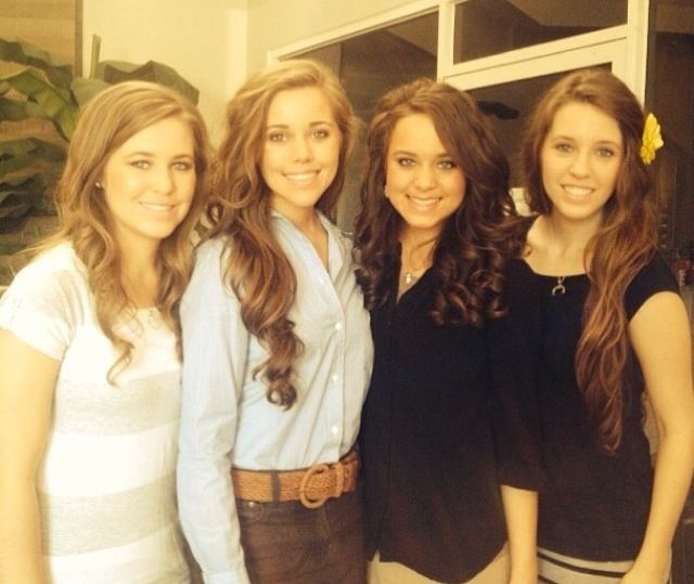 the oldest duggar daughter