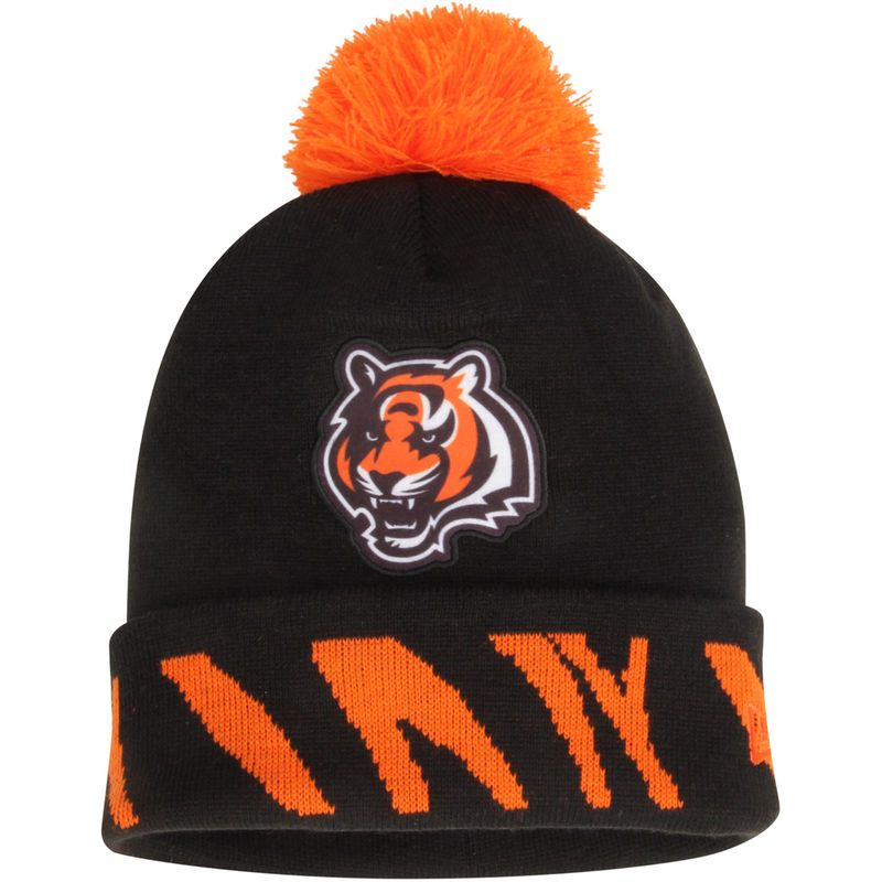 dcf56896 coupon code for bengals new era knit hat 3df18 3ea73