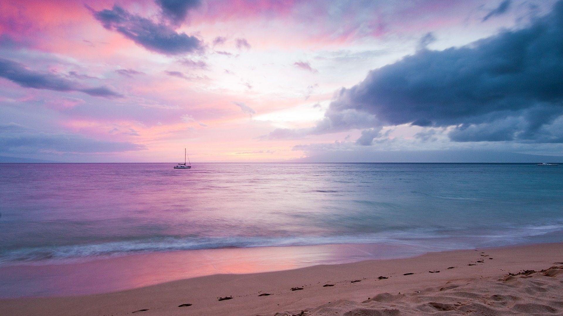 Beaches scenic sea (1920x1080, scenic, sea)  via www.allwallpaper.in