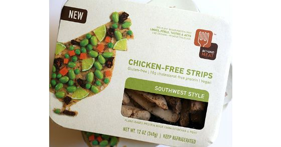 Beyond Meat Chicken Free Strips Hot Deal At Whole Foods Whole