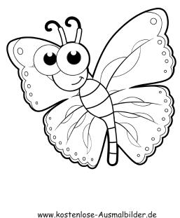 Ausmalbild Schmetterling Zum Kostenlosen Ausdrucken Und Ausmalen Ausmalbilder Malvorlagen Schmetterling Ausmalen Ausmalbilder Schmetterling Ausmalbilder