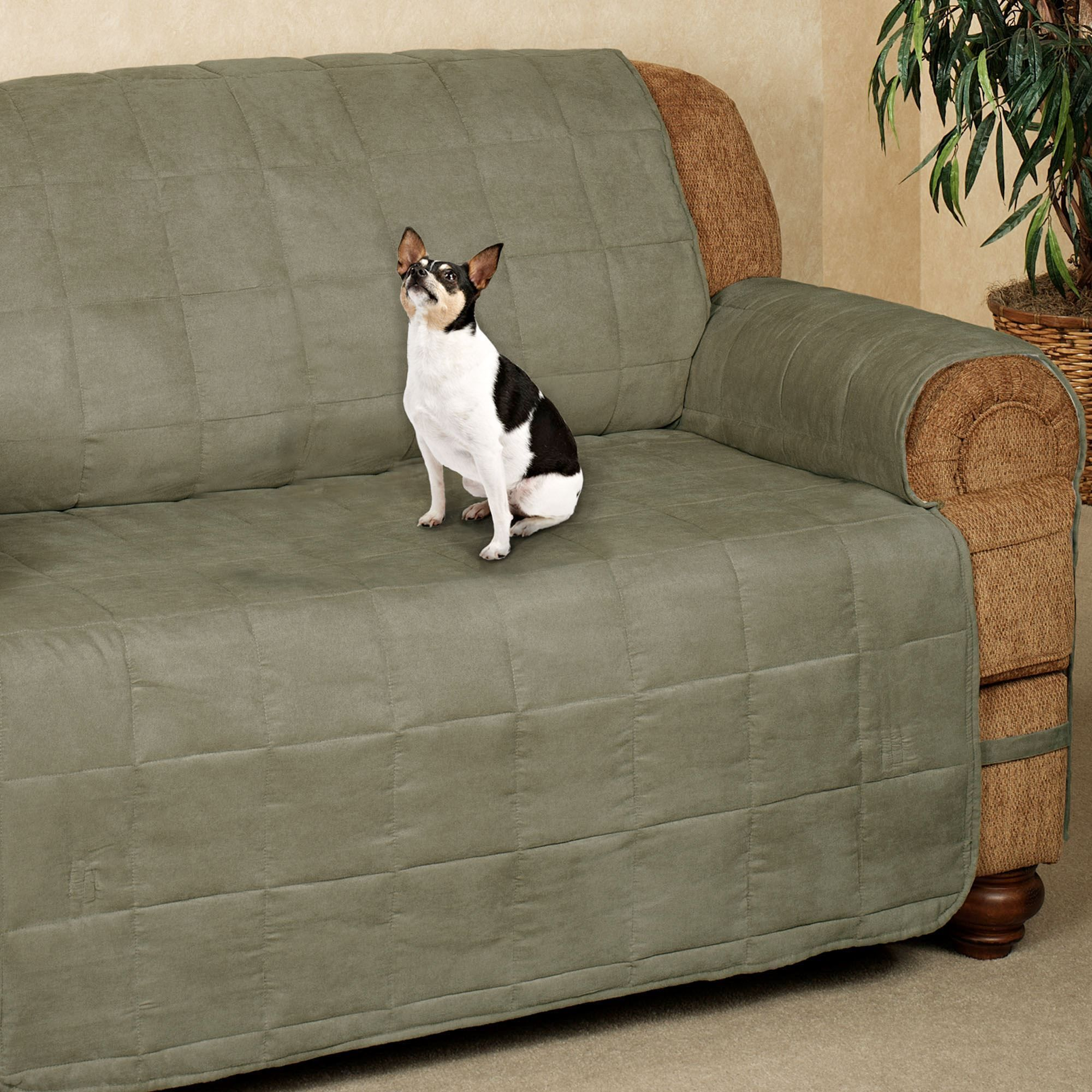 Pet Furniture Protectors With Straps