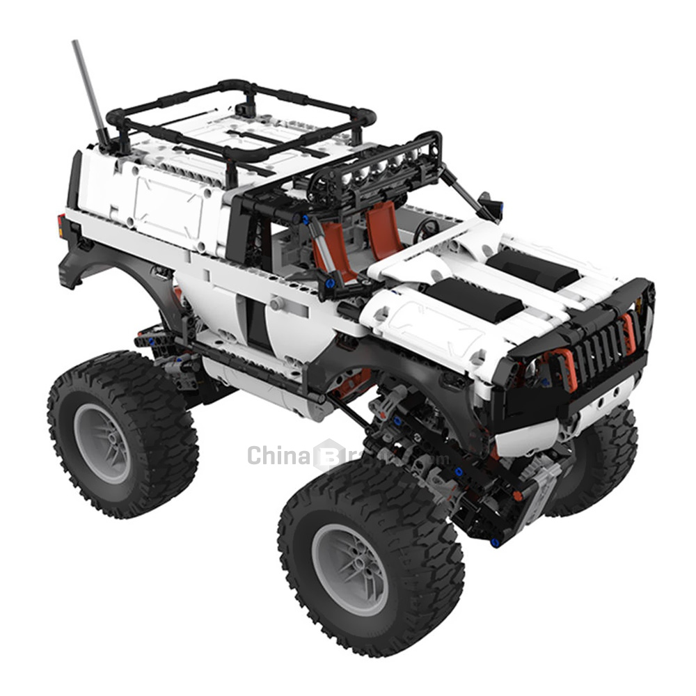 Dropshipping For Xiaomi Mitu Diy 4wd Programmable Building Blocks App Control Intelligent Off Road Rc Car To Sell Onli Rc Autos Ferngesteuertes Auto Modellauto