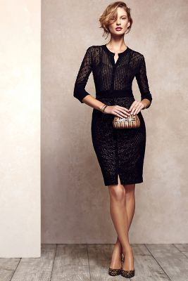 d301dcead407 Beguile by Byron Lars Mona Dress- a slight departure from the traditional  LBD