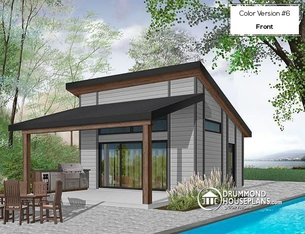 Storagge House And Pool Designs Html on