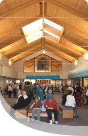 Bethlehem Lutheran Church, Aberden. South Dakota Synod, ELCA. Evangelical Lutheran Church in America.