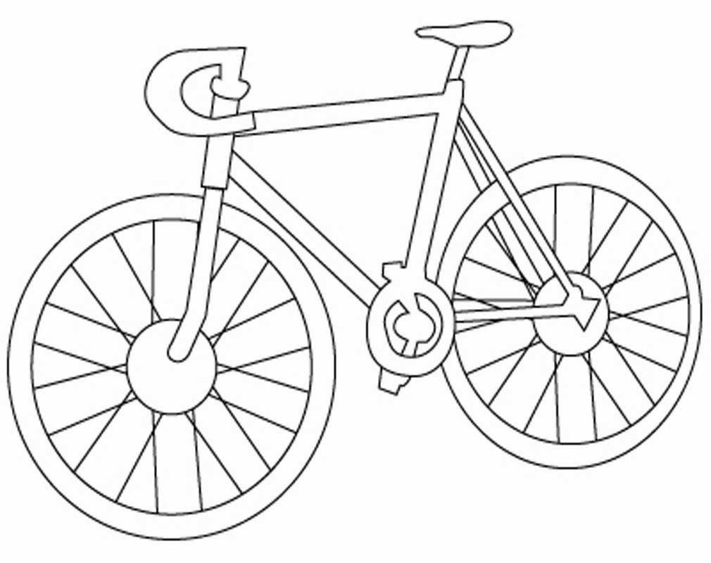 Mewarnai Sepeda Yahoo Image Search Results Sehun Coloring
