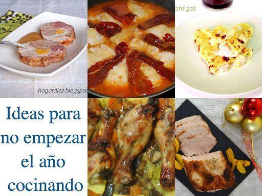 Comida Para Ano Nuevo Recetas Con Carne Recetas De Comida Recetas Para Cocinar