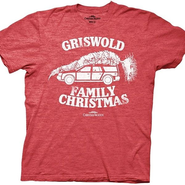 National Lampoon Griswold Family Christmas Vacation Mens T