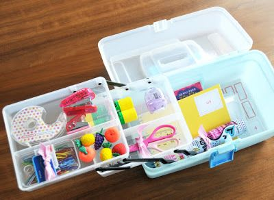 Tips For How to Stock Your Party Planner Tool Kit!
