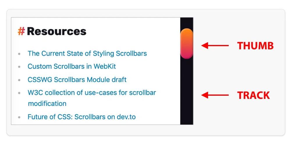 Scrollbar Color Browser Support Use Case Color