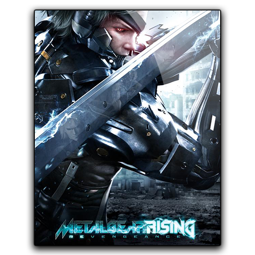 Icon Metal Gear Rising Revengeance By Hazzbrogaming Metal Gear Rising Metal Gear Icon