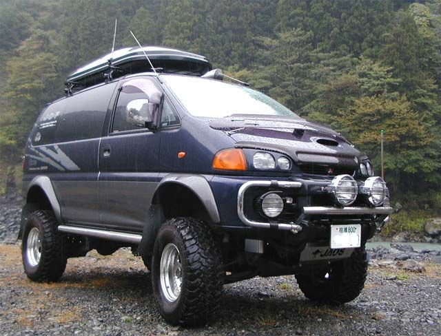 Foro4x4 Mitsubishi Space Gear 4x4 Mitsubishi space