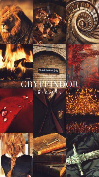 Aesthetics Gryffindor Hogwarts Harry Potter Aesthetic Harry Potter Background Harry Potter Wallpaper