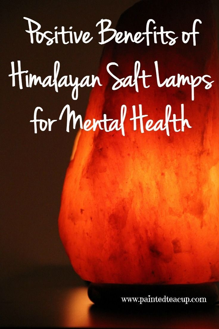 Salt Lamp Anxiety Endearing Positive Himalayan Salt Lamp Benefits For Mental Health  Himalayan Inspiration