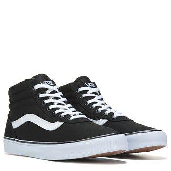 Vans Milton Hi Women's Skate Shoes White