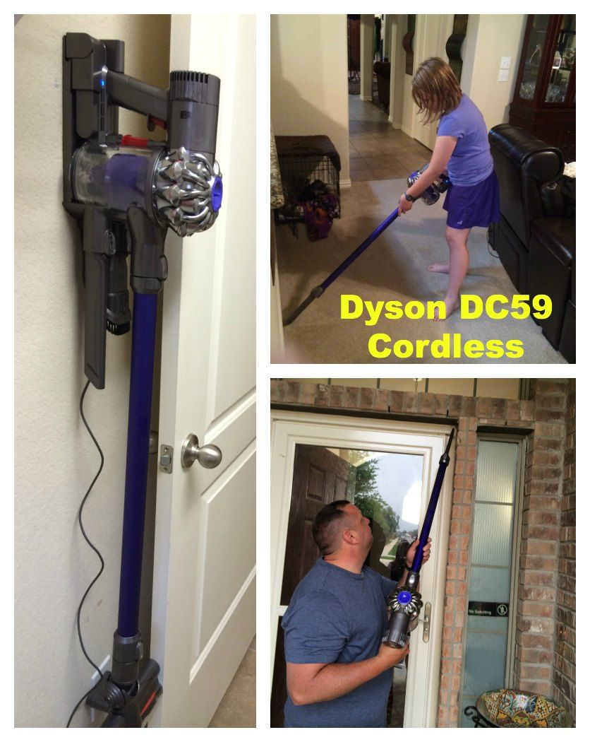 Dyson DC59 Cordless Vacuum Cleaner And A Dyson Deal!   I Love This Machine!