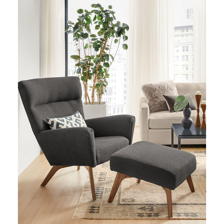 Boden Ottoman Modern Ottomans Footstools Modern Living Room Furniture Room Board Modern Furniture Living Room Modern Lounge Chairs Chair And Ottoman
