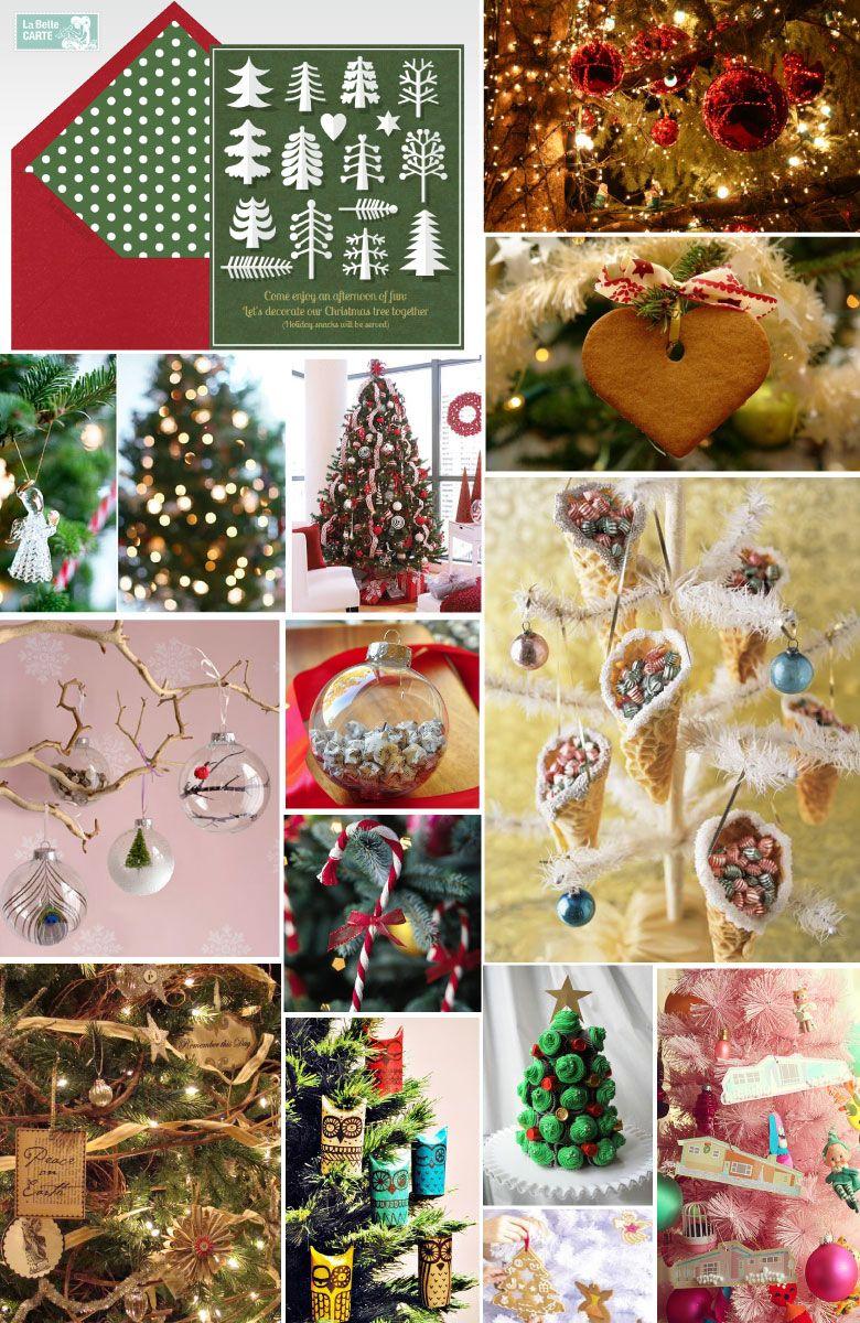 Christmas tree, Christmas invitations, christmas party, christmas ...