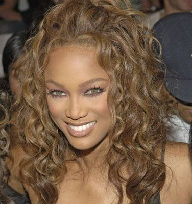 Outstanding 1000 Images About Tyra Banks On Pinterest Tyra Banks Hair Body Short Hairstyles Gunalazisus