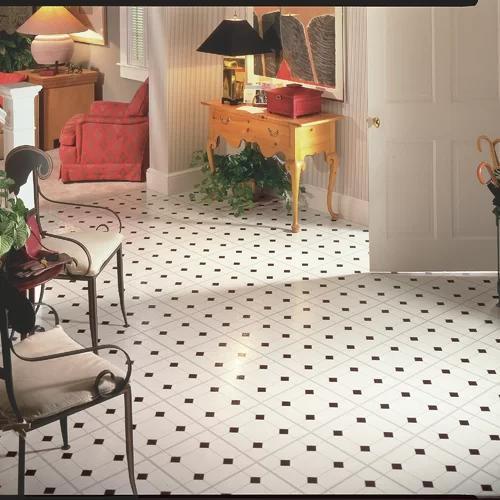 Afton Diamond Jubliee 12 X 12 X 0 1 Mm Vinyl Tile In 2020 White Vinyl Flooring Vinyl Tile Flooring Vinyl Tile