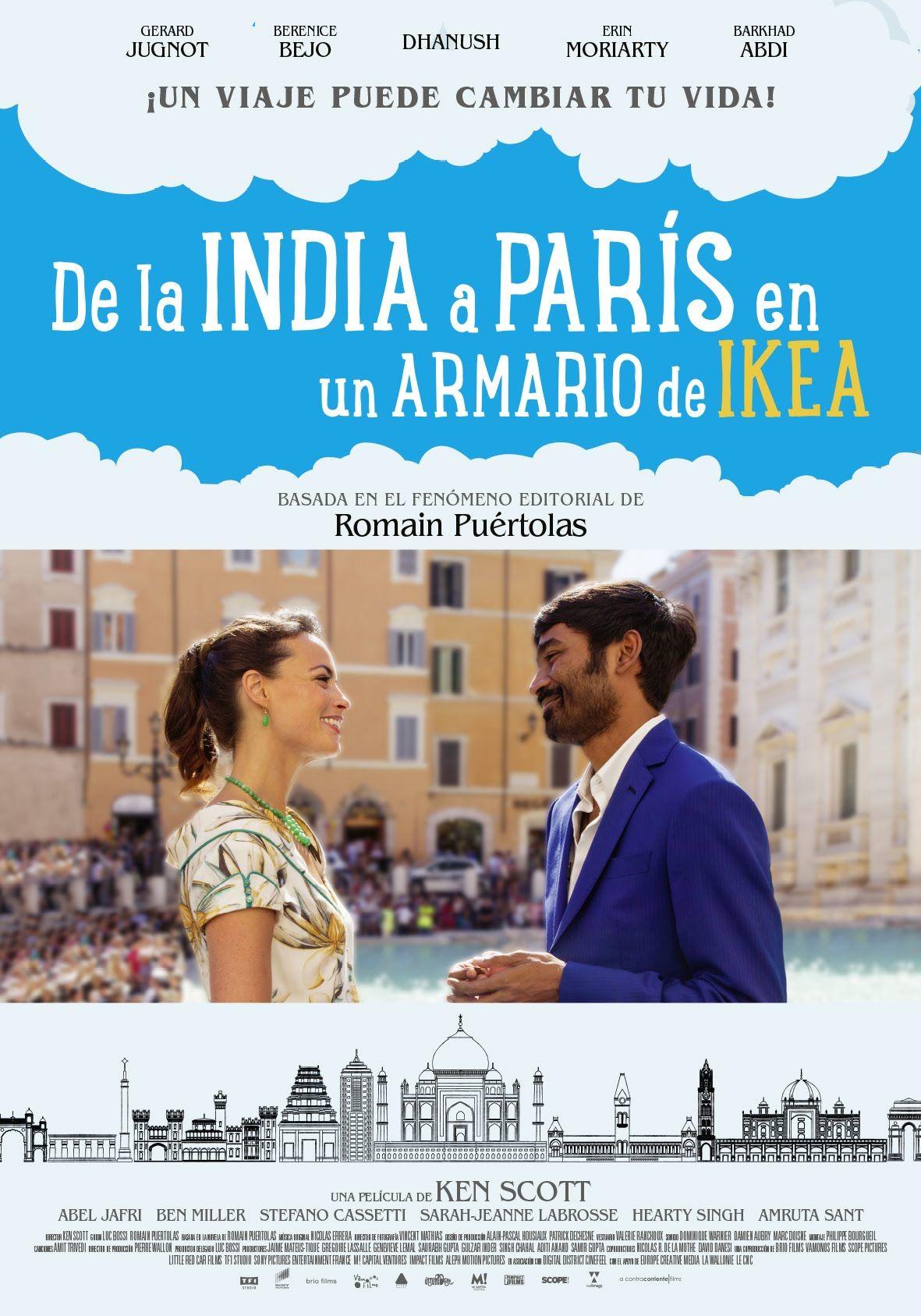 A La De Películas París Armario IkeaPelis Un India En F3TclK1J