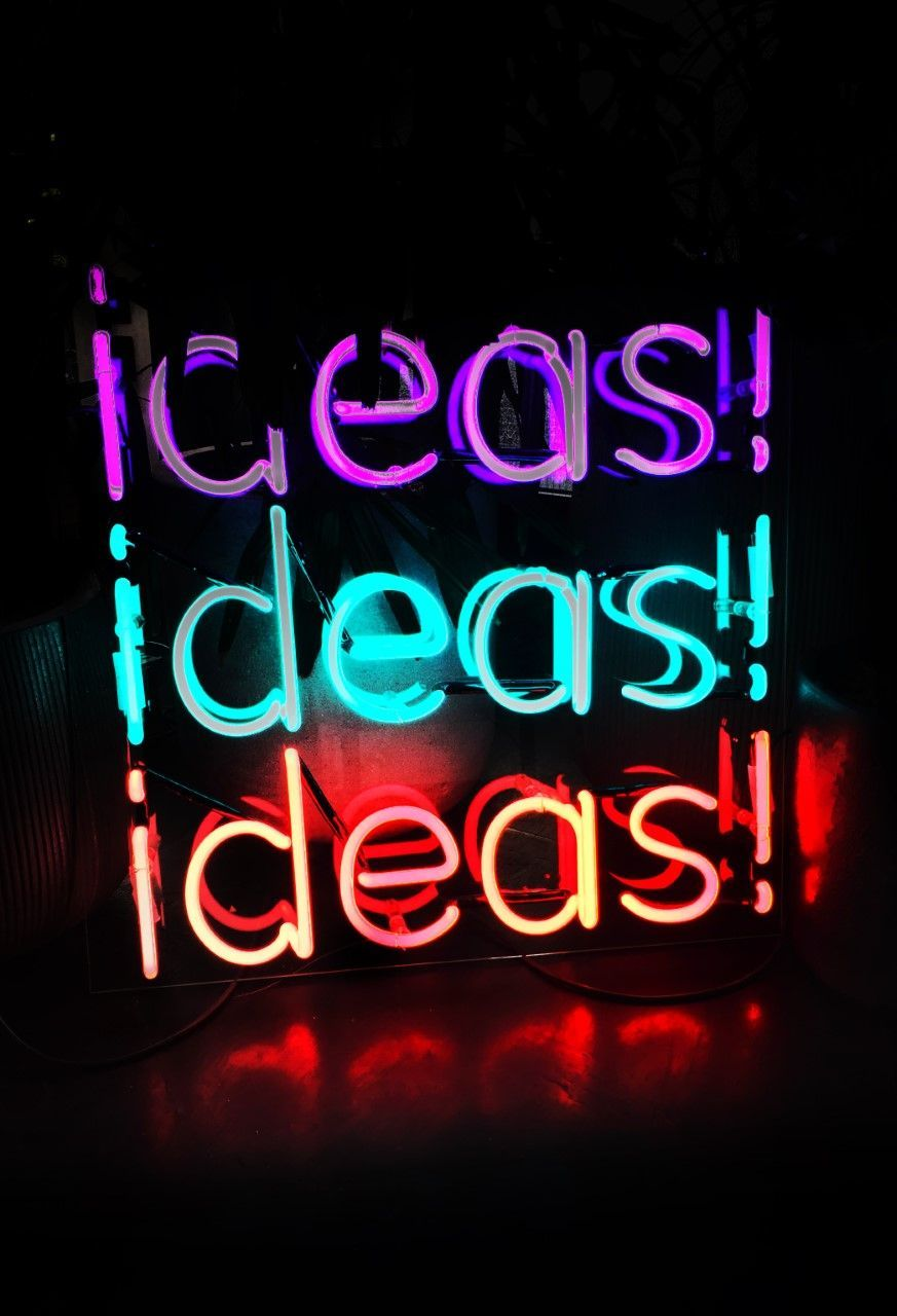 Ideas Neon Sign Neon Art For The Home Neon Lights Decor